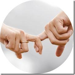 Finger-freigestellt