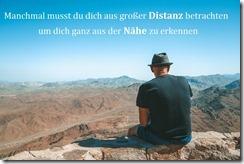 Nähe und Distanz