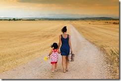 Muttertags Spaziergang